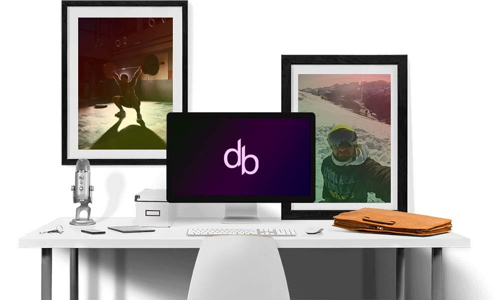 Davide Bolognesi - Grafico e web designer a Torino