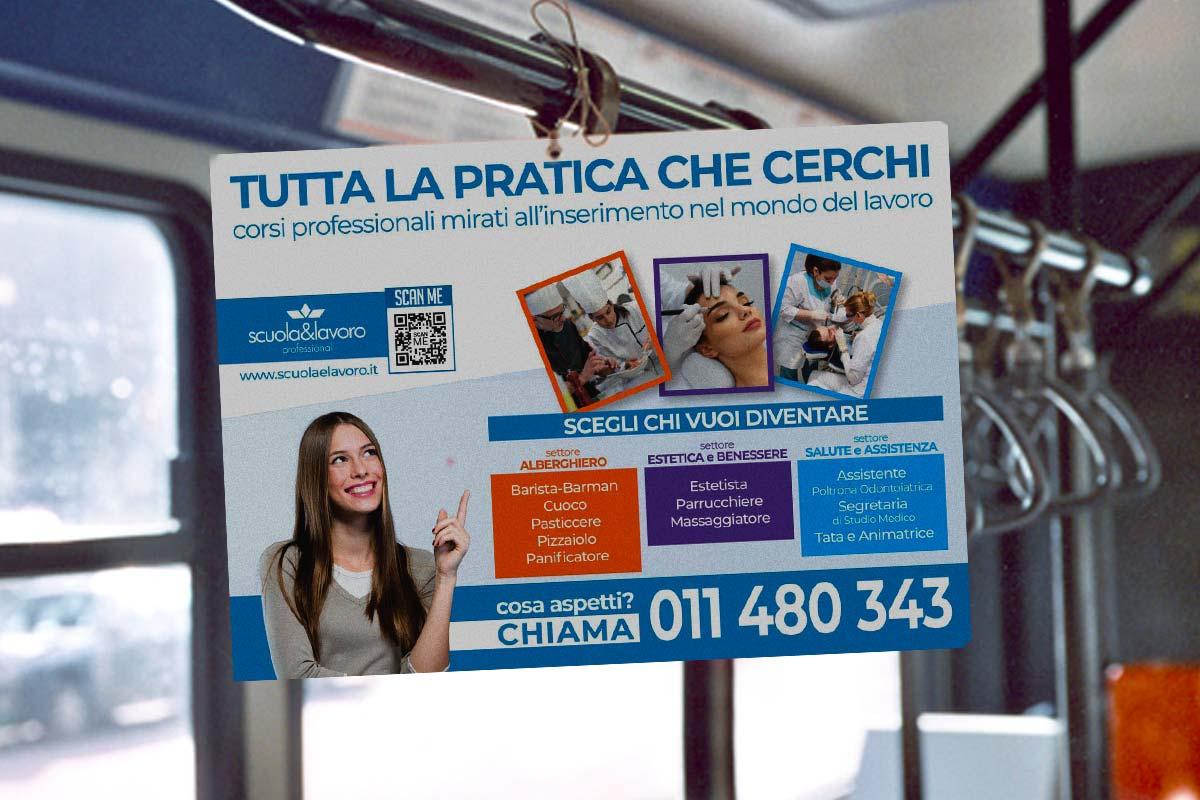 Vetrofanie Accademia Scuola e Lavoro 2018/19